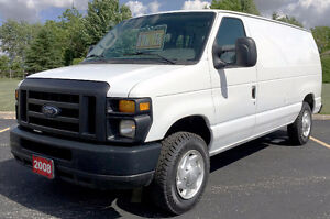 2008 Ford E-150 cargo van Other