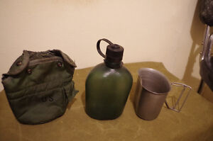 High Quality Canteen Kit!