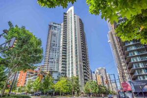 Bright 1 bedroom, Fully renovated Yaletown condo!