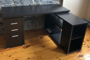 Premium Corner L-Shaped Desk