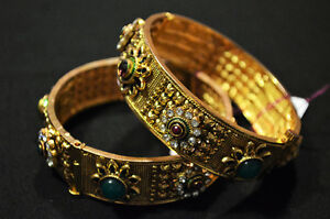 Intricate Bangle Bracelets with closures