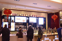 Fast food Front Counter Server - Toronto Eaton Centre