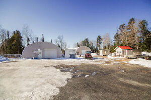 CHELMSFORD HOME ON 29.61 ACRES