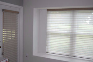 Hunter Douglas Silhouette shadings-Store souples Hunter Douglas