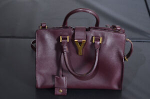 YSL classic Cabas Y bag  in a 9/10 condition . Authentic .