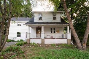 Westboro: Four Bedroom Home for Rent