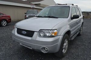 2006 Ford Escape 4 x 4 VUS