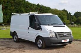 2.2 TDCI T280 100 BHP SHORT WHEEL BASE WITH AIR CON PANEL VAN