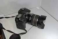 Canon 40D digital SLR camera and extras