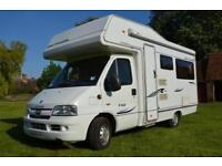 REDUCED 4 Berth Compass Avantgarde 140 Motorhome For Sale