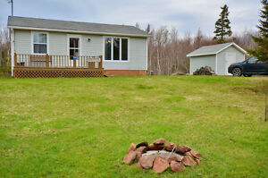 (JUST SOLD!) 56 Alans Lane Fernwood PEI Canada cottage for sale