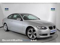 2008 58 BMW 3 SERIES 2.0 320I SE 2D 168 BHP