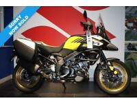 2017 SUZUKI V-STROM 1000 XT BRAND NEW WITH LUGGAGE ENGINE BARS