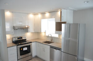 ***Brand new 770sqft 2bdr, 2bath house facing quiet scenic park*