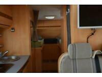 Sunlight T66 LEFT HAND DRIVE FORD TRANSIT LEZ COMPLIANT 3 BERTH 4 TRAVELLING