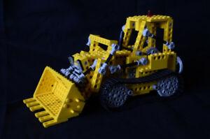 Pelleteuse Lego Technic - 856