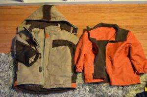 Boys Carters Winter Jacket size 4