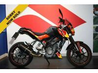 2012 12 KTM 125 DUKE ***RED BULL STICKER KIT***
