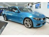 2017 17 BMW 4 SERIES 2.0 420D M SPORT GRAN COUPE 4D AUTO 190 BHP DIESEL