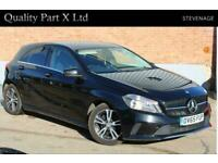 2015 Mercedes-Benz A Class 1.5 A180d SE (s/s) 5dr Hatchback Diesel Manual