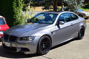 2008 BMW M3 - Supercharged - 6MT
