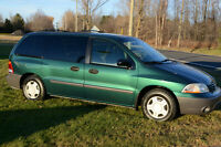 2002 Ford Windstar LX - SUPER PROPRE!