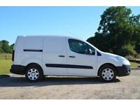 Peugeot Partner 1.6 HDI Factory 5 Seat Crew Van L2 Long Wheel Base 90 BHP