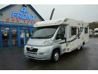 Bailey Approach 740 SE PEUGEOT BOXER 4 BERTH 2 TRAVELLING SEATS MOTORHOME