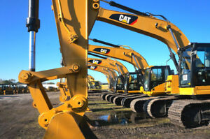 Heavy equipment rental services in Ottawa, call/email now