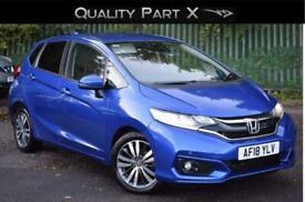 image for 2018 Honda Jazz 1.3 i-VTEC EX Navi CVT (s/s) 5dr Hatchback Petrol Automatic