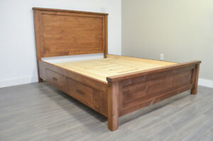 Canmore Storage Bed Frame