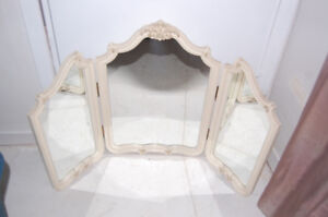 Beautiful Set Of Antique Mirrors !!!$75.00 OBO!!!