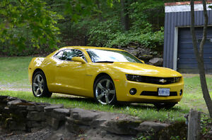 2010 Chevrolet Camaro 2LT Coupe - Rally Sport package