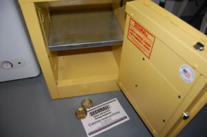 Flammable Box Chemical Cabinet Securall Fire Box
