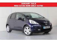 2009 HONDA JAZZ 1.3 I-VTEC EX PANORAMIC ROOF / AUTO HEADLIGHTS /