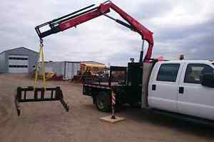 On Site - HIAB Knuckle Boom Picker Operator Safety Training