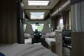 Auto-Sleepers Broadway FB PEUGEOT BOXER 2.0 ULEZ COMPLIANT 4 BERTH 2 TRAVELLING