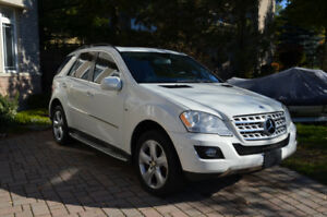Mercedes ML350 2010 with engine problem