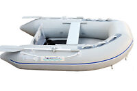 7.5 ft inflatable dingy with high pressure airdeck