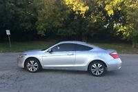 MINT 2008 Honda Accord Coupe FULLY CERTIFIED