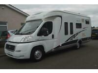 2013 HOBBY 690 EXCLUSIVE LOW PROFILE MOTORHOME FOR SALE