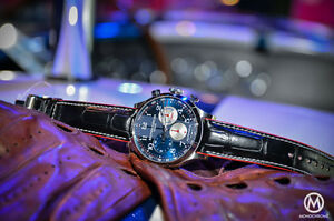 Watch Baume & Mercier Shelby Cobra limited edition (1965 pieces)