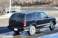 1996 Chevrolet Blazer SUV, Crossover