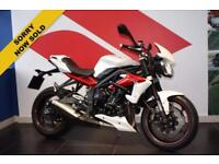 2014 14 TRIUMPH STREET TRIPLE R ABS ABS MODEL