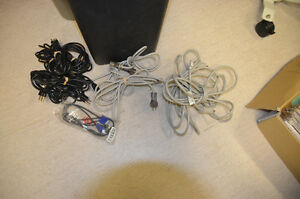 Many types of cables. From Dental Office.