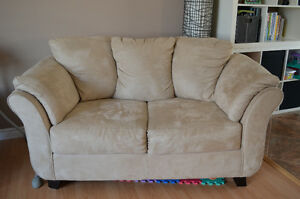 Matching Loveseat and Chair
