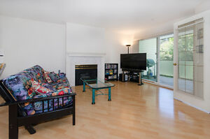 Amazing 2 bedroom unit with walking distance to Edmonds Skytrain