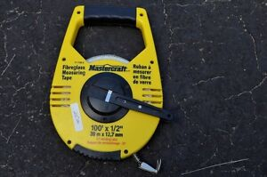 100 Foot measuring tape