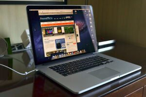 "Macbook Pro Retina 15""  i7 16GB 500GB SSD Seulement 1299$"