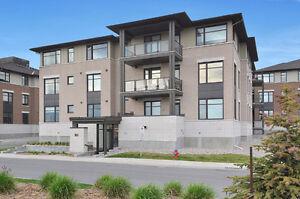 KANATA LAKES NEW CONSTRUCTION 2 BED 2 BATH CONDO – $314,900!